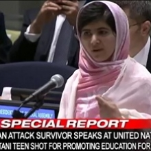 Malala Yousafzai United Nations Speech 2013