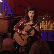 Sharon Isbin Performs at the White House