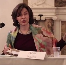 Women's Leadership Program Speaker Series - Azar Nafisi