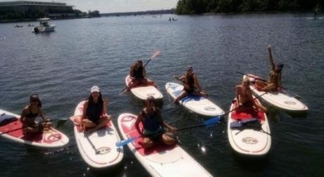 GEB Paddle Boarding