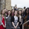 2014-15 IP Cohort at the Mount Vernon Alumnae & WLP Networking Event