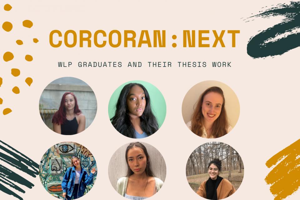 WLP Graduates Feature their Thesis Work